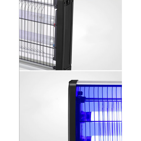 Electric Fly Lamp Mosquito Lamp - Fluorescence Insect Killer - 40 Watt
