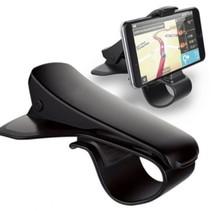 Universeller Smartphone-Halter für das Armaturenbrett - Stabiler Clip - Einfach zu bedienen