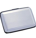 Geeek Aluminium Portemonnaie Kreditkartenetui Kartenetui RFID Block