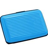 Geeek Aluminum Wallet Credit Card Holder Card Holder RFID Block