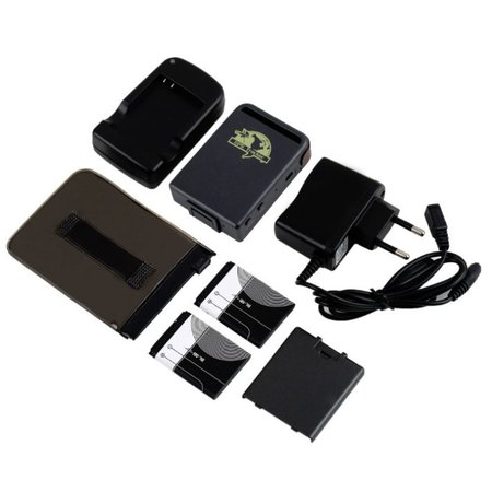 Geeek Kompakter GPS-Tracker
