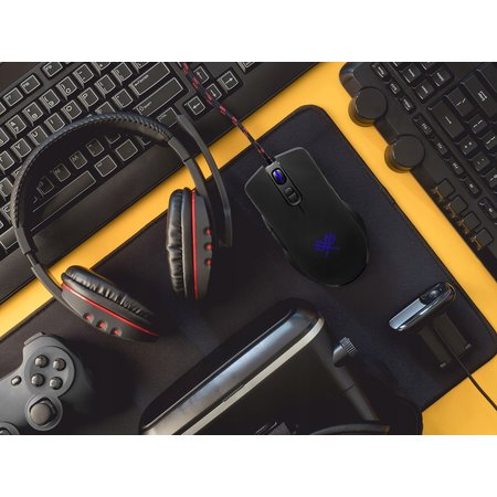 Gaming Muis USB Bedraad 1200-7200 DPI - Wired Gaming Mouse - 7 Knoppen