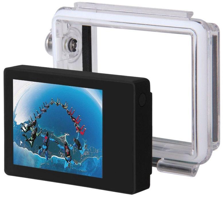 Het tft lcd scherm / display is geschikt voor de hero 4 en hero 3 . de gopro tft lcd scherm display ...