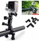 Geeek Handlebar Mount / Stuur Bevestiging voor GoPro