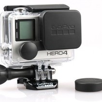 Protective Lens Covers Set voor GoPro