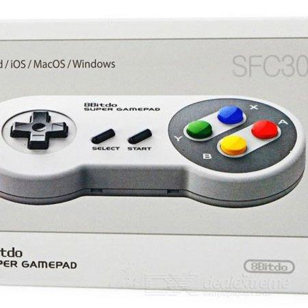 Geeek SNES Bluetooth Wireless Controller SFC30 Gamepad