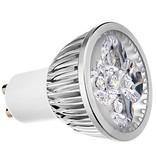 Geeek GU10 Cold White LED Spot 4W - 4 pieces