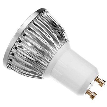 Geeek GU10 Warm White LED Spot 4W - 4 pieces