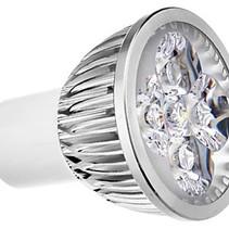 GU10 LED Spot 4W 2700K – Warmweiß - 4 stück