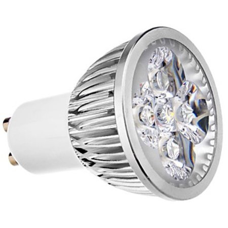 Geeek GU10 LED Spot 4W 2700K – Warmweiß - 4 Stück