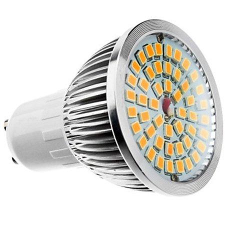 Geeek GU10 Warm White LED Spot 6W 2700K - 4 pieces