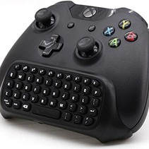 Mini Toetsenbord Controller Chatpad voor Xbox One (S)