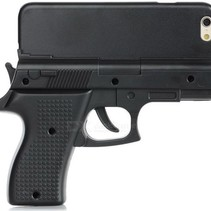 iPhone 6 / 6S Gun Weapon Case Cover