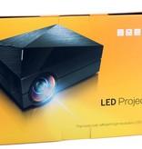Geeek Designer Mini-LED-Beamer 1000 Lumes