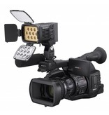 Geeek Professionele Camera Video Verlichting Licht LED-1800 5000/3200K