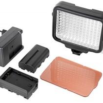 Zusatz Kamera Video-Beleuchtung LED