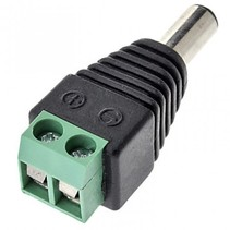 DC Led Strip Connector Male