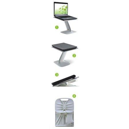Geeek iDesk Lapdesk Laptopstandaard Tablethouder