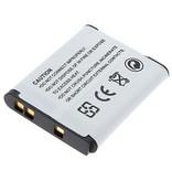 Geeek Accu / Batterij voor Nikon EN-EL19 - 750 mAh