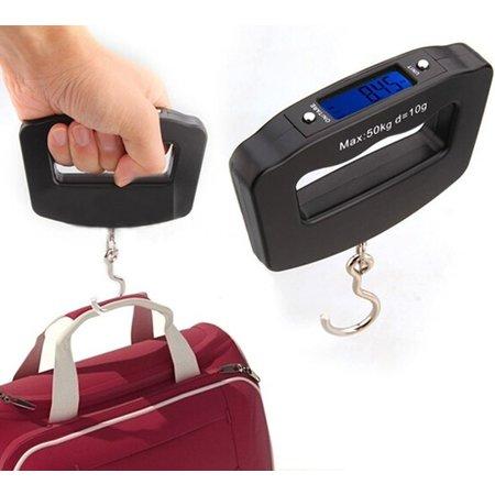 Geeek Digitale Gepäck-Hängewaage