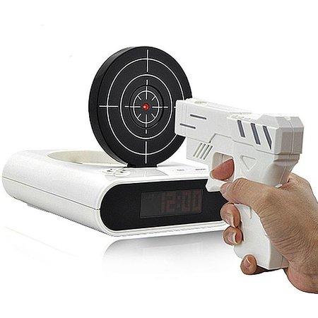 Geeek Pistolen Wecker Gadget