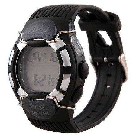 Geeek Pulse Watch Heart Rate Watch with Cardiac Abnormity Alarm Function