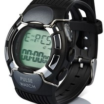Pulse Watch Heart Rate Watch with Cardiac Abnormity Alarm Function