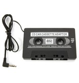 Geeek Car Radio Cassette Adapter for MP3 and CD