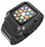 LunaTik Lunatik EPIK Aluminium Apple Watch 42mm Zwart Black Case