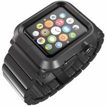 Lunatik EPIK Aluminium Apple Watch 42mm Zwart Black Case