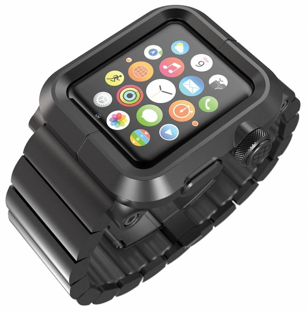 Epik Aluminum Lunatik Le Watch 42mm Black Case