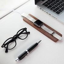 Holz-Dockingstation für Apple Watch