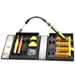 Geeek Professionelle 38-teiliger Werkzeug Toolkit für Smartphone und Tablet-Reparatur