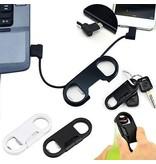 Geeek Apple-USB-Kabel mit Bierflashen-Öffner
