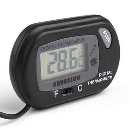 Geeek Digital Thermometer Aquarium Water Meter