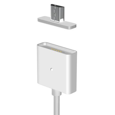 Geeek Magnetisch Micro USB Kabel MagCable MagSafe