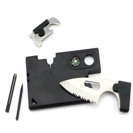 Geeek Multifunctioneel Combinatie / Survivaltool Credit Card