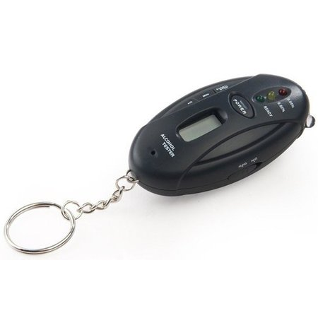 Geeek Mini Alkoholtester Schlüsselanhänger
