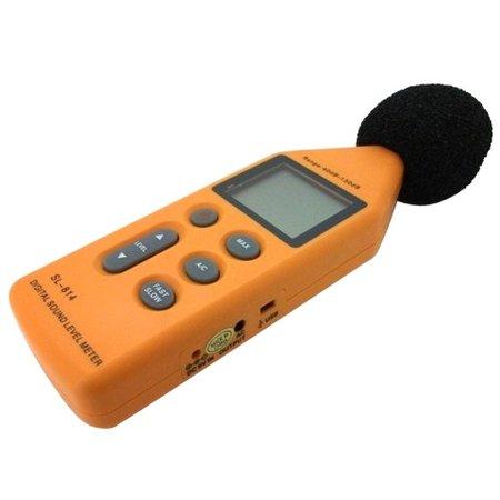 Geeek Professional Digital Audio Decibel Meter with USB connection