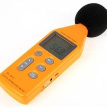 Digitaler Audio-Lautstärkemesser mit USB-Anschluss