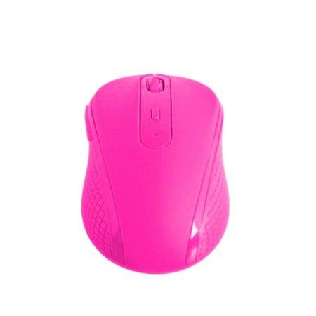Geeek Fruit Series Mouse - Cherry 2,4Ghz Draadloze muis roze