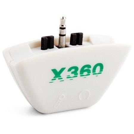 Geeek Headset Microfoon Adpater Converter voor Xbox 360