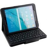Geeek Bluetooth Toetsenbord Case Cover Samsung Tab A 9.7 Zwart