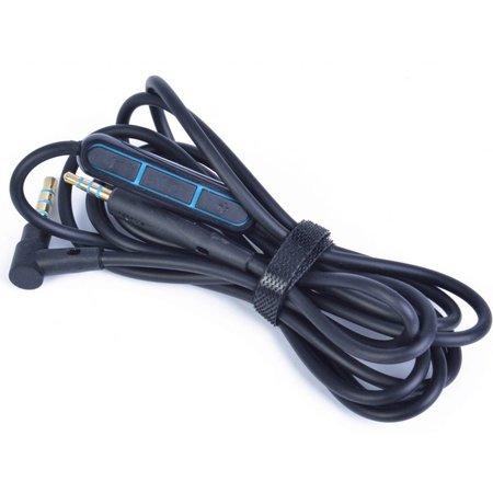 Geeek Audio zusätzliches Kopfhörer Kabel – Schwarz für Bose OE2