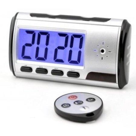 Geeek Digital Spy Clock with hidden Camera