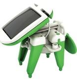 Geeek 6-in-1 Mini Solar Robot Kit Leerzaam Bouwpakket