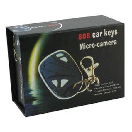 Geeek Microkamera in Auto-Schlüssel-Design