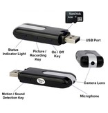 Geeek Spy USB Stick Camera Recorder HD
