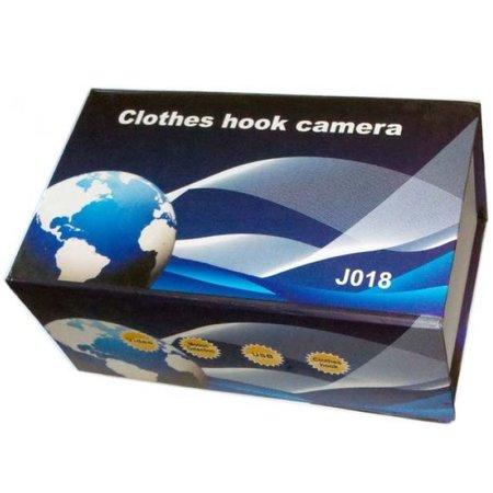 Geeek Spy Camera Coat Rack