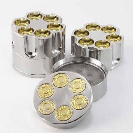Geeek Grinder Metall Kugel Zylinder Revolver